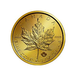 1oz Goldmünze Maple Leaf