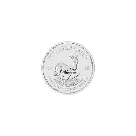 1oz Silbermünze Krügerrand